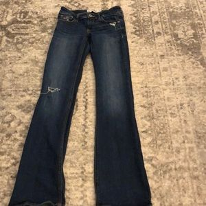 flare jeans!